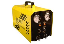 Combustible Gas Recovery Machines